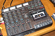 Photo: Tascam Porta One 4 Track